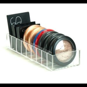 Lady Moss Clear Compact Organizer